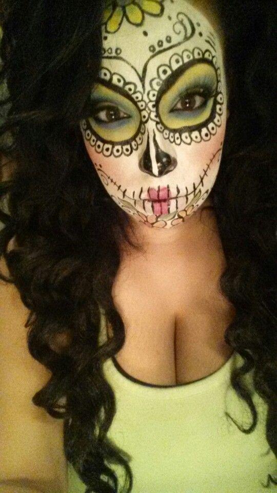 Les 182 meilleures images du tableau squelette mexicain - Maquillage halloween mexicain ...