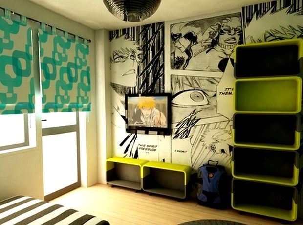 Κορνίζες, ριχτάρια, αποθηκευτικοί χώροι. Ό,τι χρειάζεσαι για να δημιουργήσεις το τέλειο φοιτητικό διαμέρισμα.