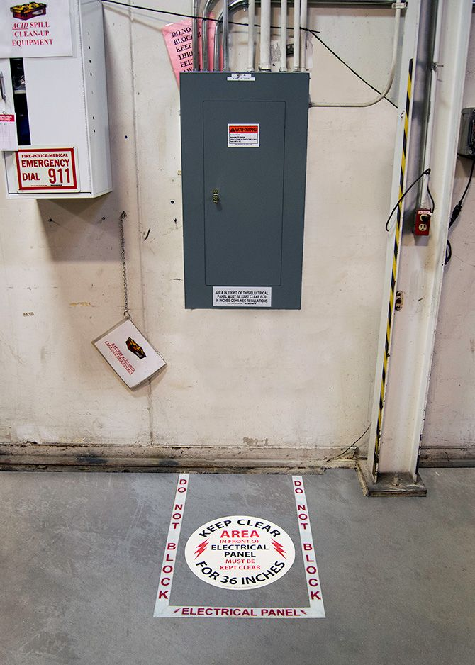 156 Best Images About Industrial Floor Marking Ideas On