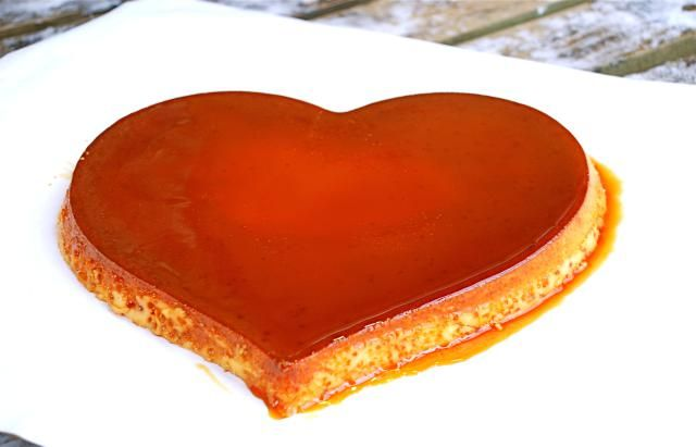 Flan, a rich custard dessert topped with a layer of soft caramel, is very popular in most South American countries.