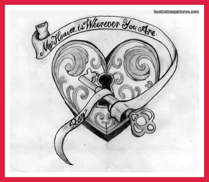 Heart Tattoo Designs | ... heart-tattoo-designs-pictures-photos-pics-photos-videos-ideas-designs