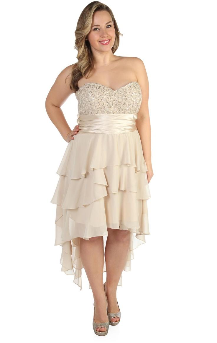 10 best Plus Size Prom Dresses images on Pinterest | Dress prom ...