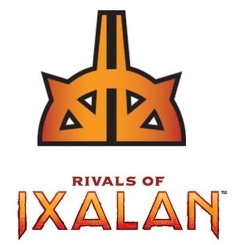 MTG Mixed Card Lots 19113: Rivals Of Ixalan Mtg Booster Pack