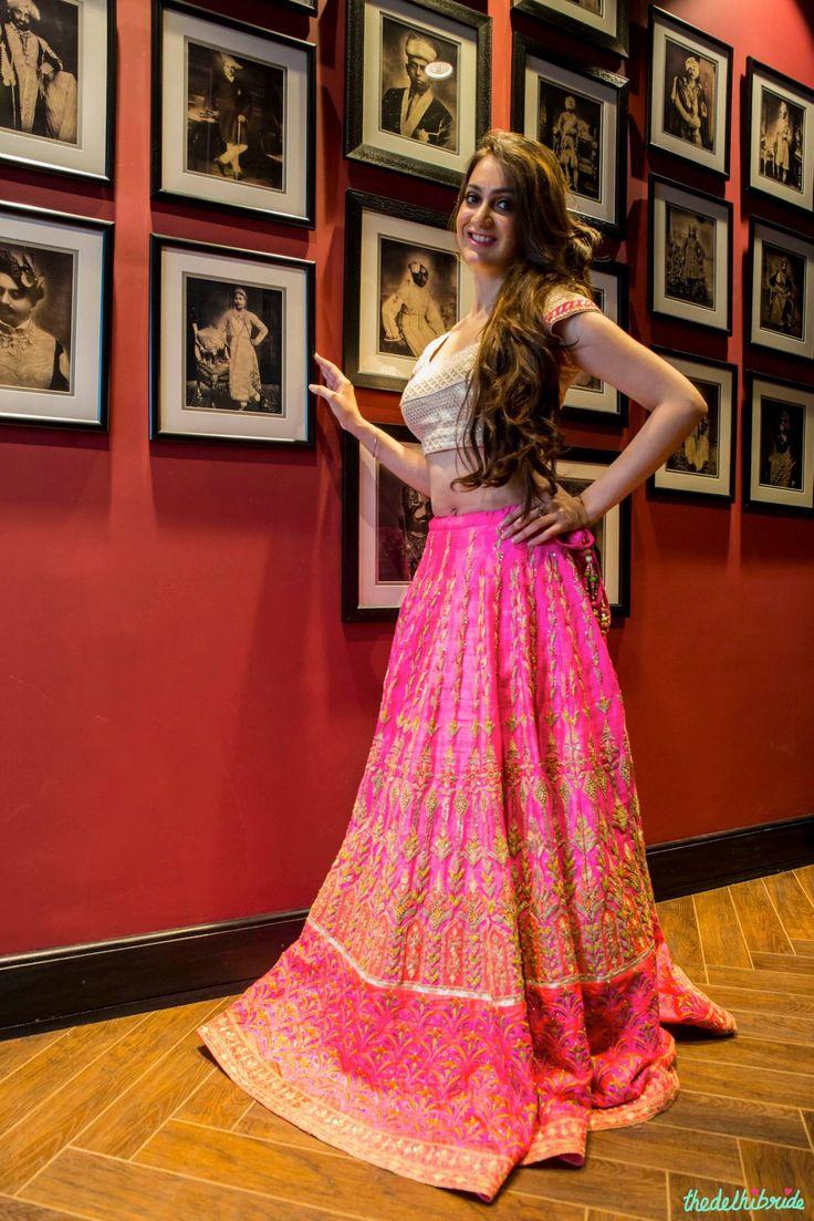 pink skirt https://www.facebook.com/nikhaarfashions