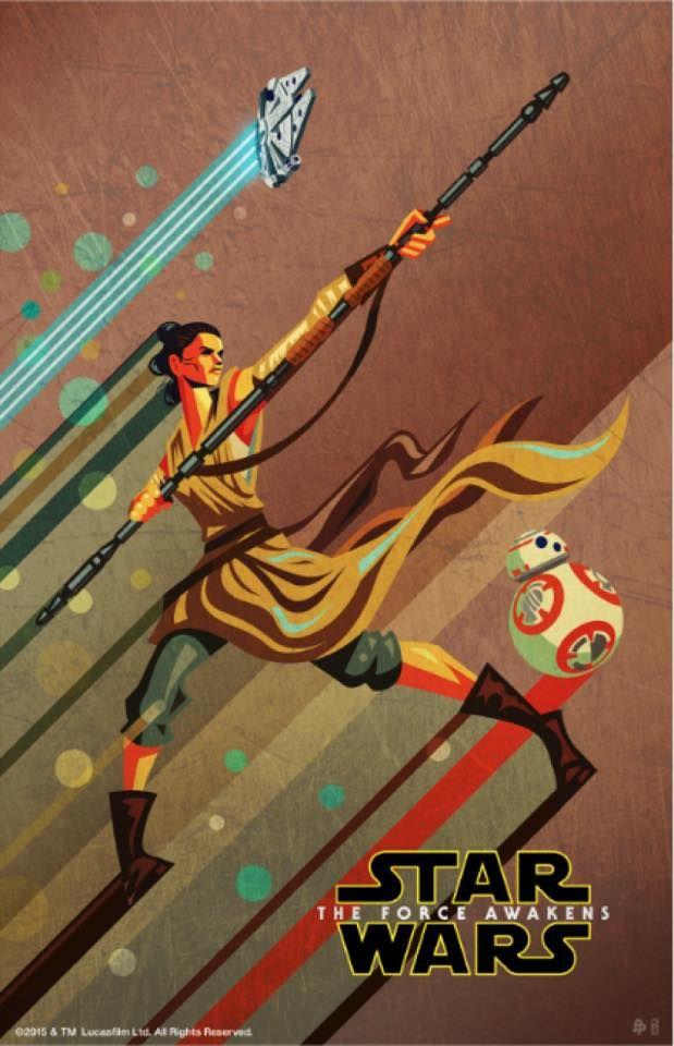 Kaz Oomori - Star Wars The Force Awakens 3
