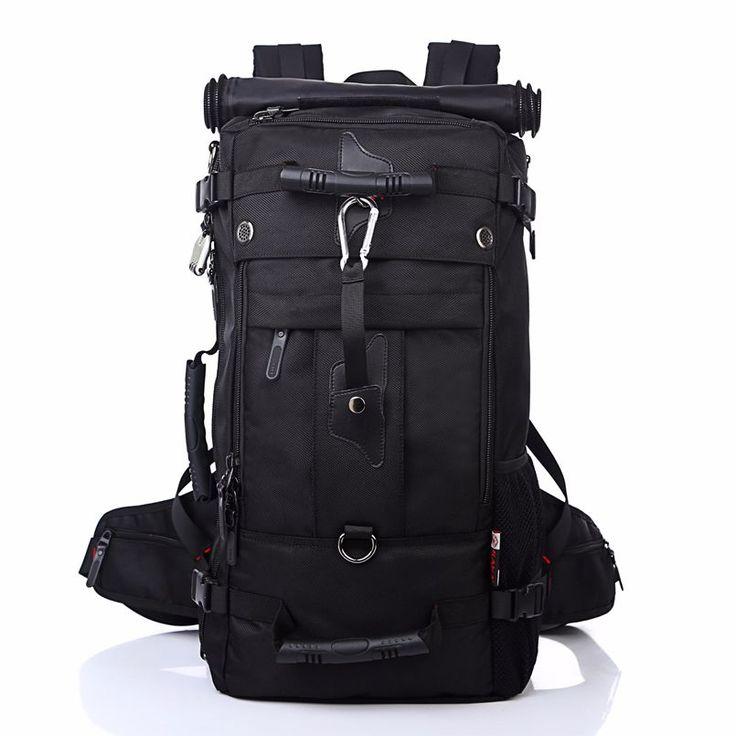 Brand Men Backpack Travel Bag Large Capacity  http://mobwizard.com/product/brand-men-backpack-t32479801085/