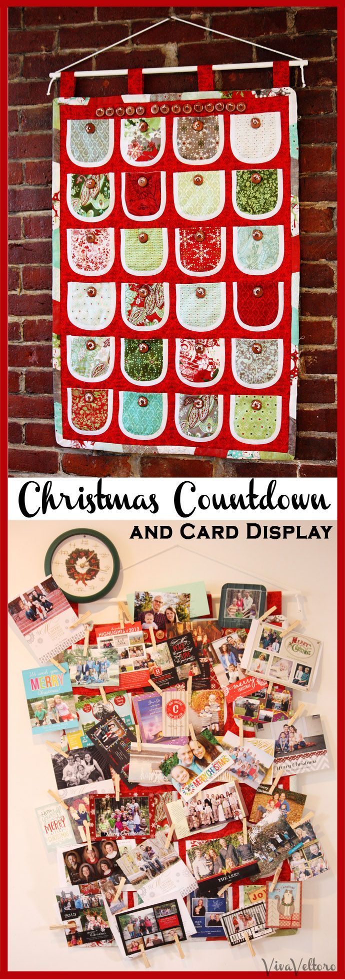 1000 ideas about countdown calendar on pinterest for Make your own christmas countdown calendar