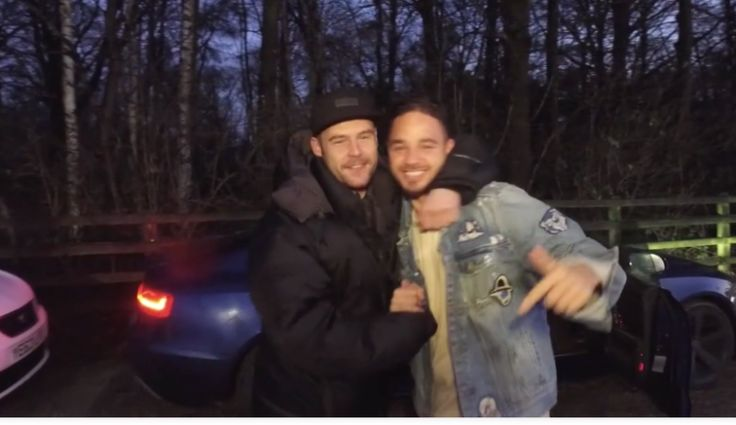 Here's what happened when Adam Thomas arrived back on the Emmerdale set following I'm a Celebrity jungle stint  - DigitalSpy.com