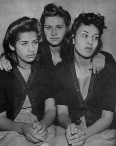 #Latina #Chicana #1940   of another fashion