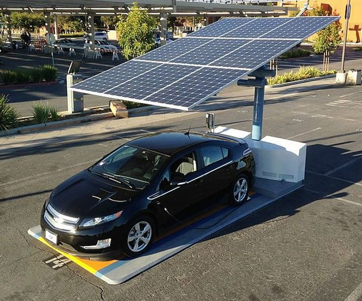 Solar Cars Get Big Boost In California