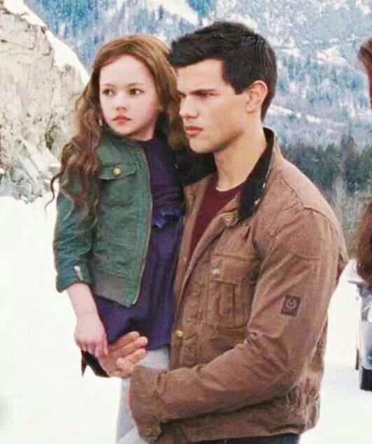 jacob and nessie - photo #4