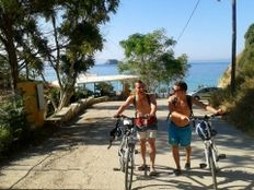 Aaron and Daniel returning from Avithos   | check it out at wildlifesense.com