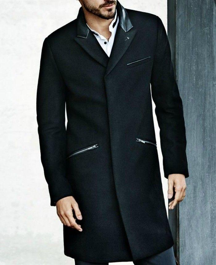 Manteau laine homme zalando
