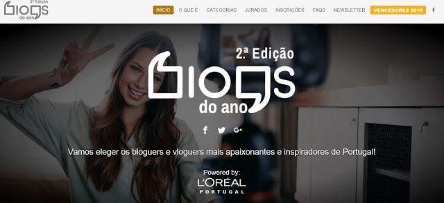 2nd Edition  Blogs do Ano 2017  Inscrevam-se! Blogosfera Portguesa.