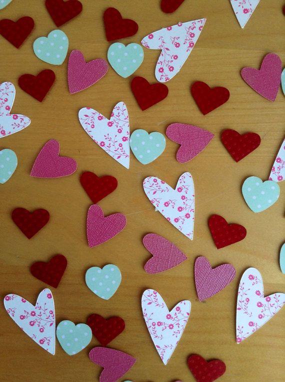 Oh Sweetheart.... heart embellishments