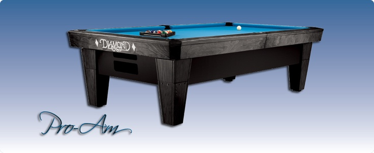 Diamond Billiard Products | Pro-Am - It will be mine... just have to find the right place to put it.