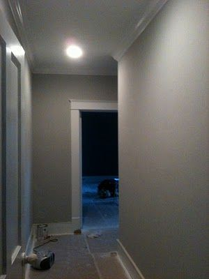 Light French Gray By Sherwin Williams Home Decor Pinterest