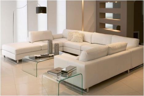 Harvey Norman Angora 4 Piece Modular Leather Lounge Suite $10699 ... love the whole room