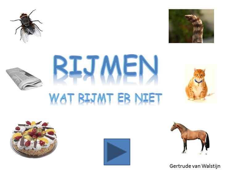 Digibordles rijmen: wat rijmt er niet http://leermiddel.digischool.nl/po/leermiddel/df45d8603baba06f35427117bcdb15c0
