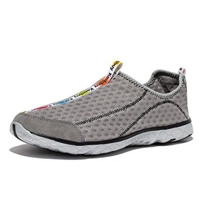 5050972c4a0f FENGDA Men Women s Breathable Mesh Casual Outdoor Beach Water Shoes Review