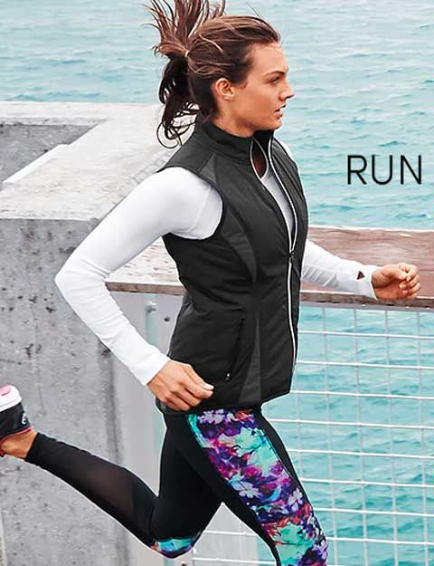 Athleta Running Workout Clothes