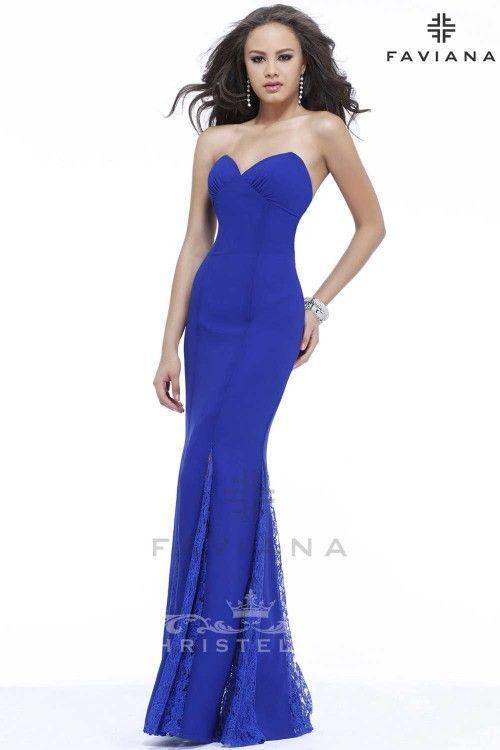 17 best Royal blue gown images on Pinterest   Abendkleid ...