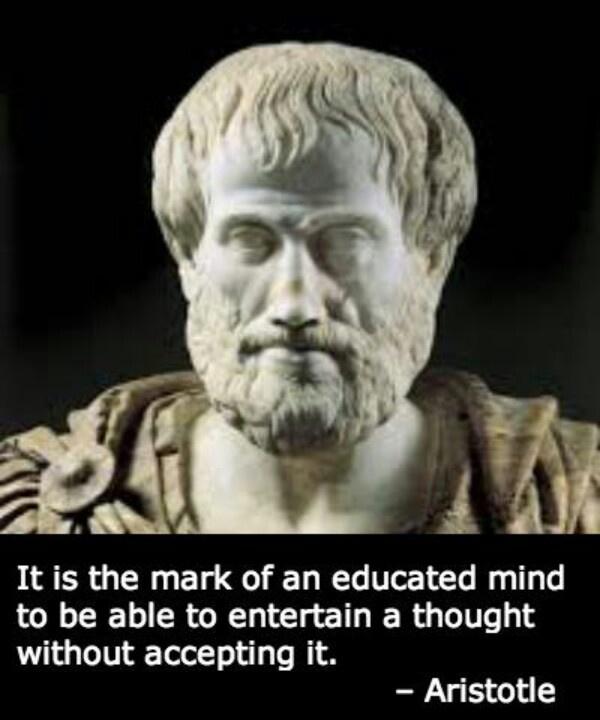 Humanities quotes: Aristotle