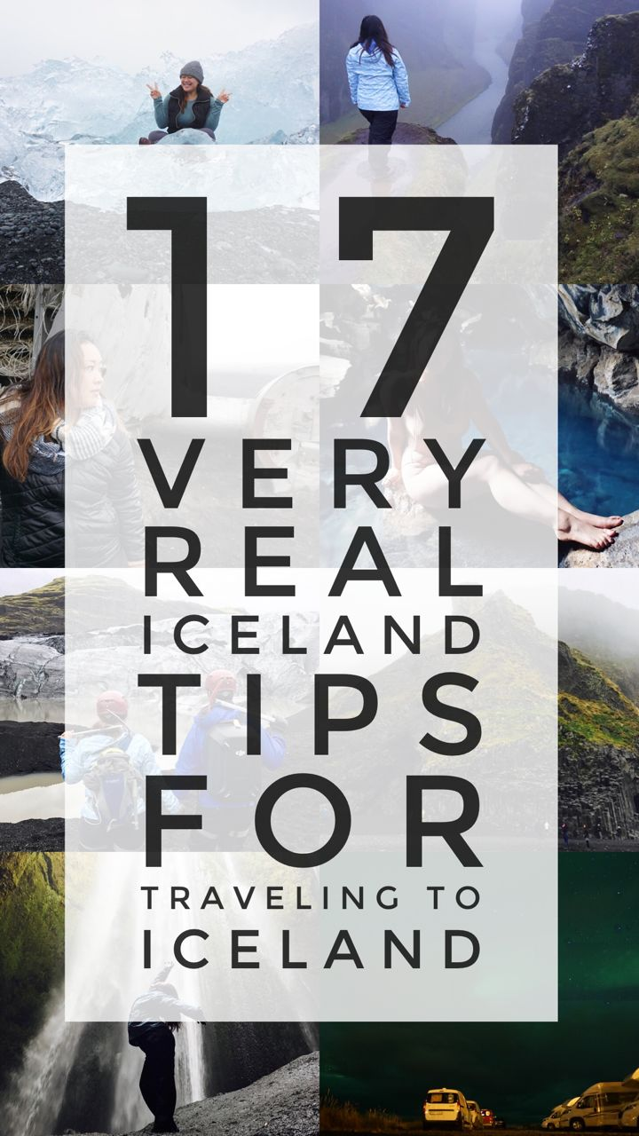 17 VERY Real Iceland Tips For Traveling Around Iceland