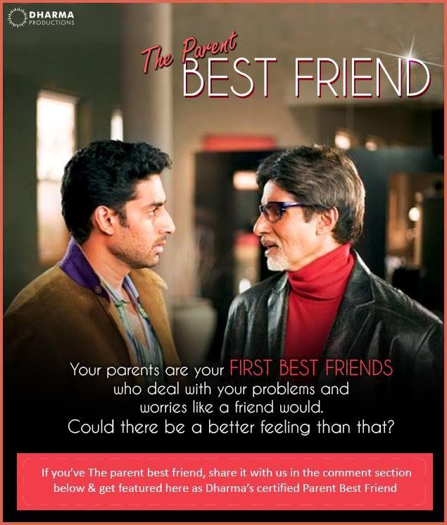 The Parent Best Friend- Rishi Talwar & Sam Talwar