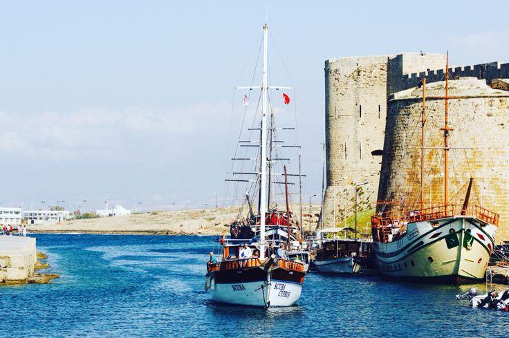 Kyrenia (Girne), Północny Cypr/Kyrenia (Girne), North Cyprus #cyprus #cypr