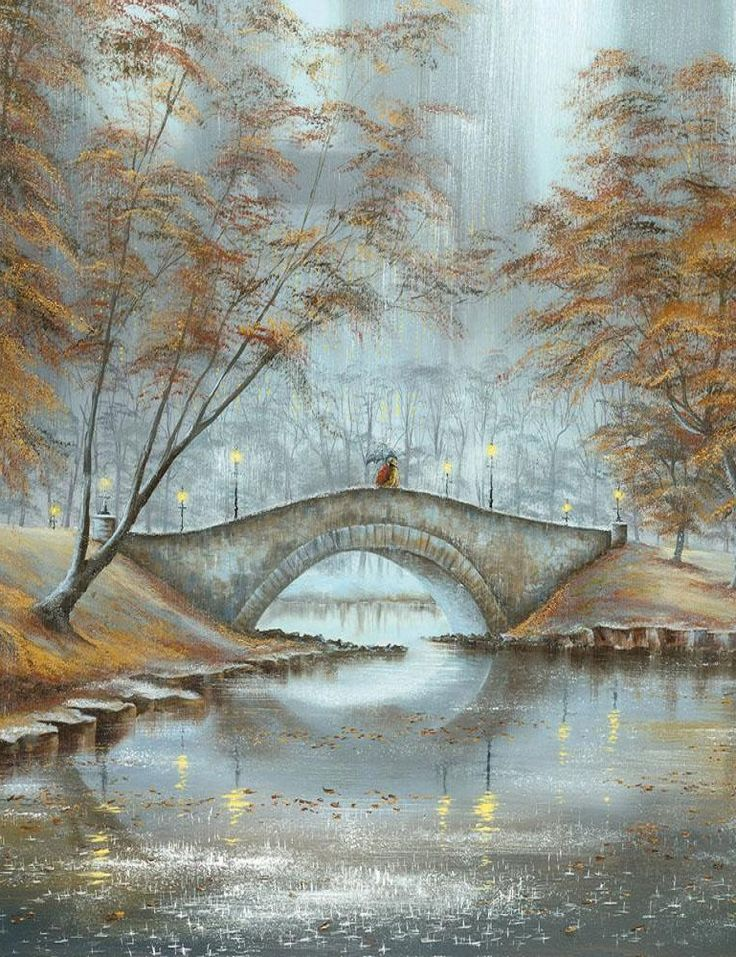 Jeff Rowland - Meet Me On The Bridge