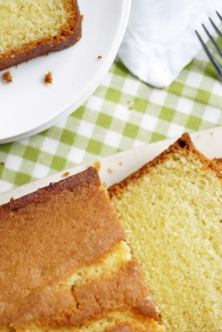 Old Fashioned Madeira Cake Recipe