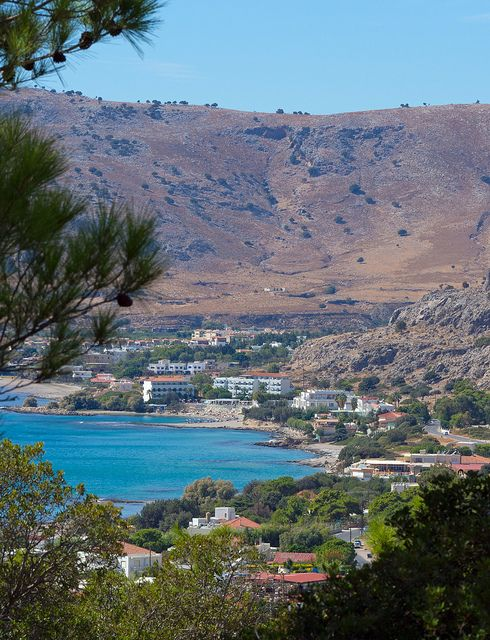 Pefkos, Rhodes, Greece-a week today I'll be there :-)