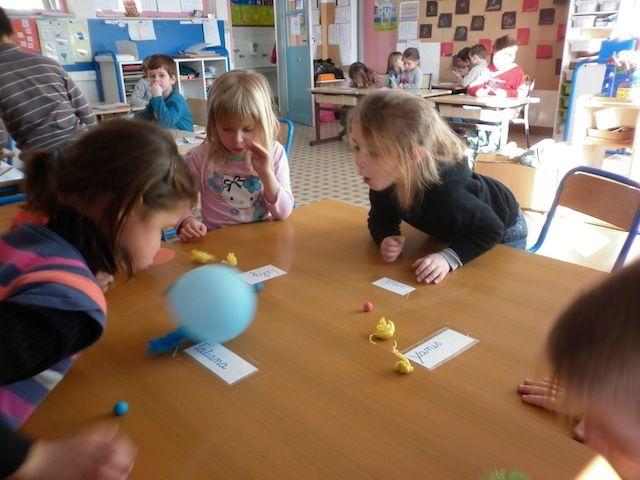 Ecole Maternelle Publique d'Epeigné-les-Bois - L'air 4