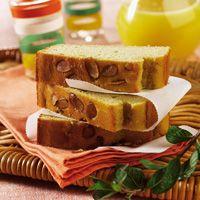 Almond Flour Pound Cake. I think I'll try adding some pistachio paste to make a marbled pound cake....