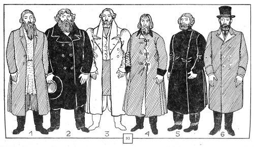 Быт и костюм начала 19 века в россии