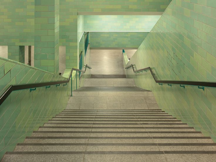 Subway Station Design