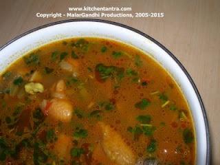 Naatu Kozhi Soup(Cornish Hen Soup) | Food ~ Indian Meat & Sea Food Fl ...