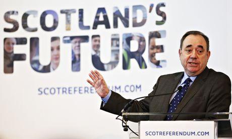 Scottish referendum: the UK is on shifting sands – we can't assume survival | Martin Kettle