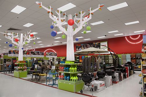 Target Lawn & Patio ISM