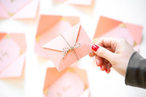 Рукодельные конверты для писем. Идеи, мастер-классы