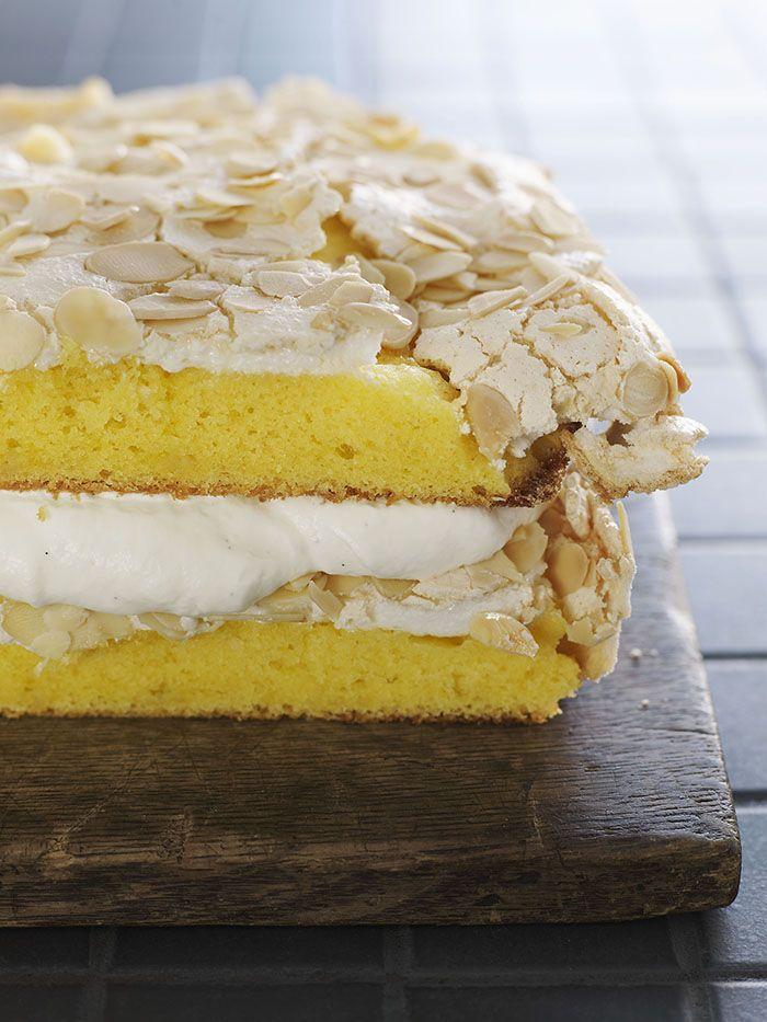 World's Best Cake Recipe + Sweet Paul Cookbook Giveaway