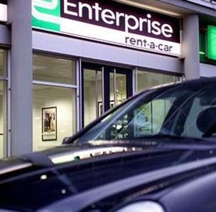 Enterprise Rent-A-Car partners with Sfakianakis Group in Greece.