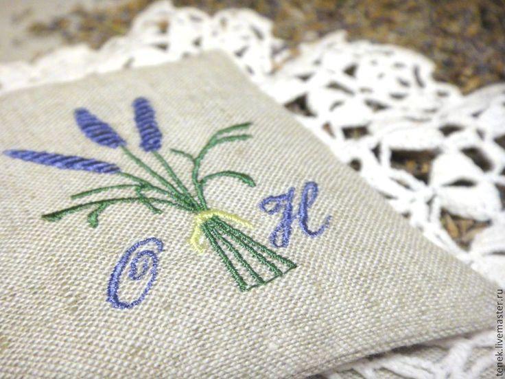 Купить Саше Лаванда прованс Маленькие подарки гостям на свадьбу Подарок маме - ароматическая подушечка