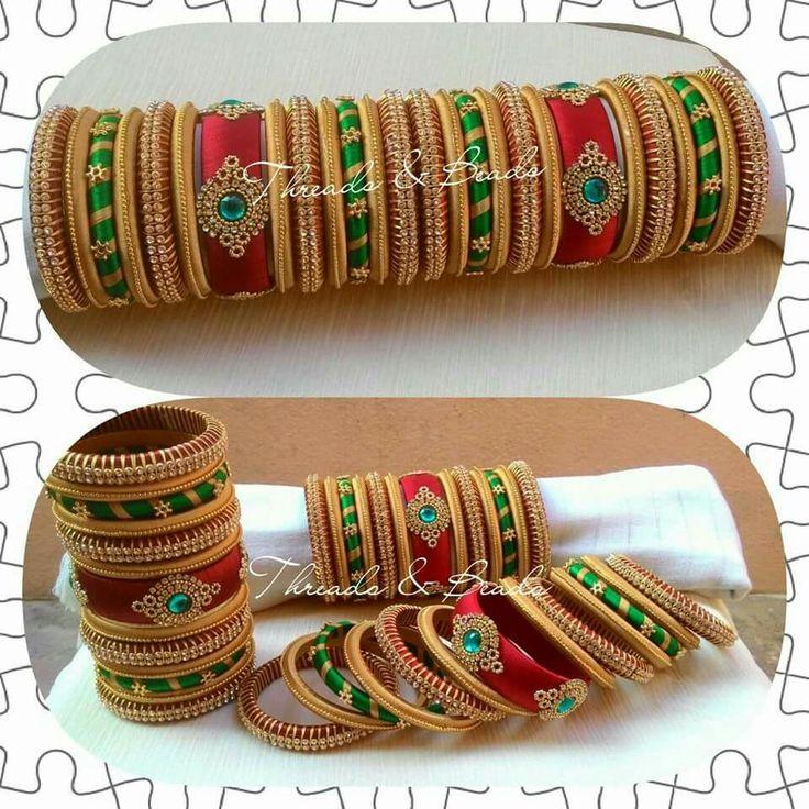 1263 Best Silk Thread Jewelery Images On Pinterest