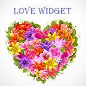 Love Days Counter Widget