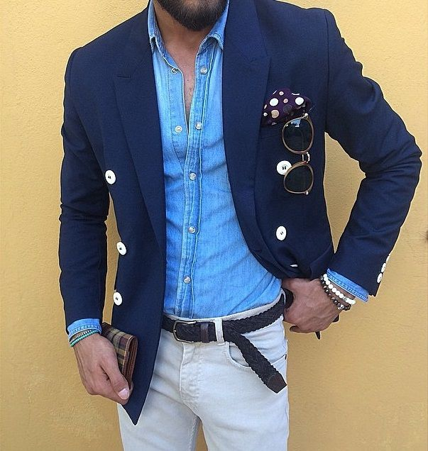 MenStyle1- Men's Style Blog - Details. FOLLOW : Guidomaggi Shoes Pinterest |...