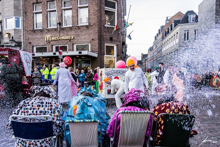 Photograph Carnaval in Maastricht by Lucia Nobuyasu Guimaraes on 500px