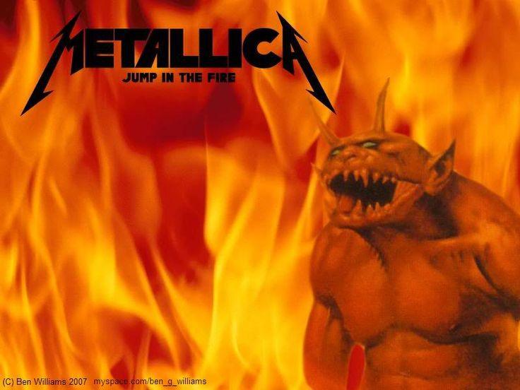 22 Awesome metallica album artwork images