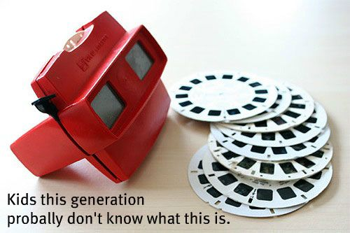 does anybody remember these?: Old Schools, 80S, Remember This, View Master, Childhood Memories, The View, Viewmaster, 80 S, Kid